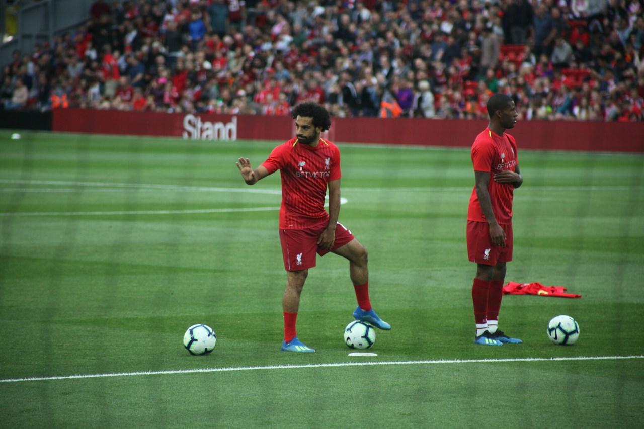 Onduidelijk is of Mohamed Salah (Liverpool) en zijn Islamitische collega's het vasten doorbreken tijdens de CL-finale op 1 juni