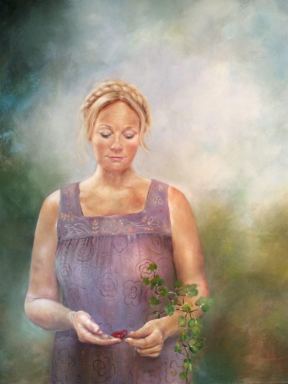 Marianne Rudi Næss - Maleri