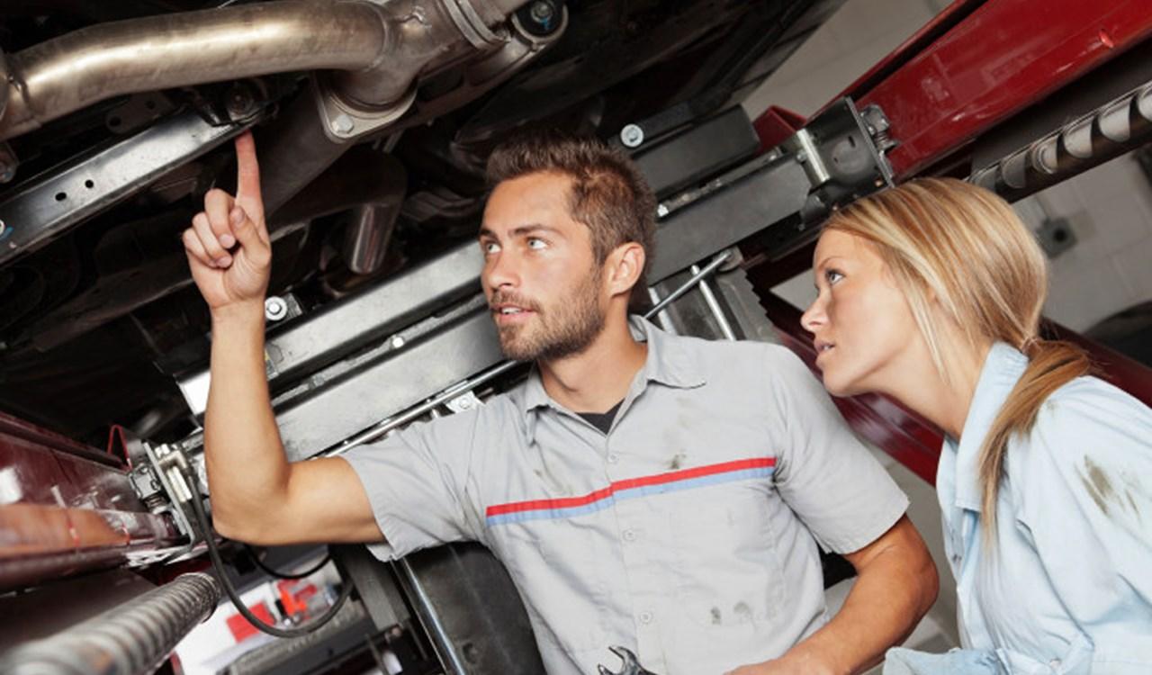 Vi trenger bedre utstyr i yrkesopplæringen. Foto: iStockPhoto