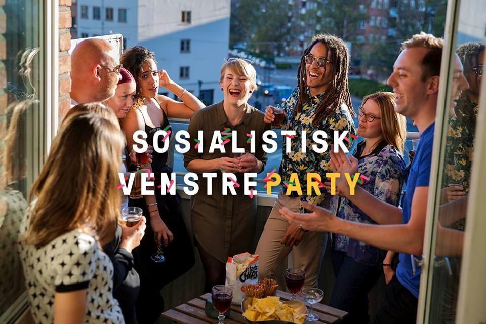 Sosialistisk Venstre Party