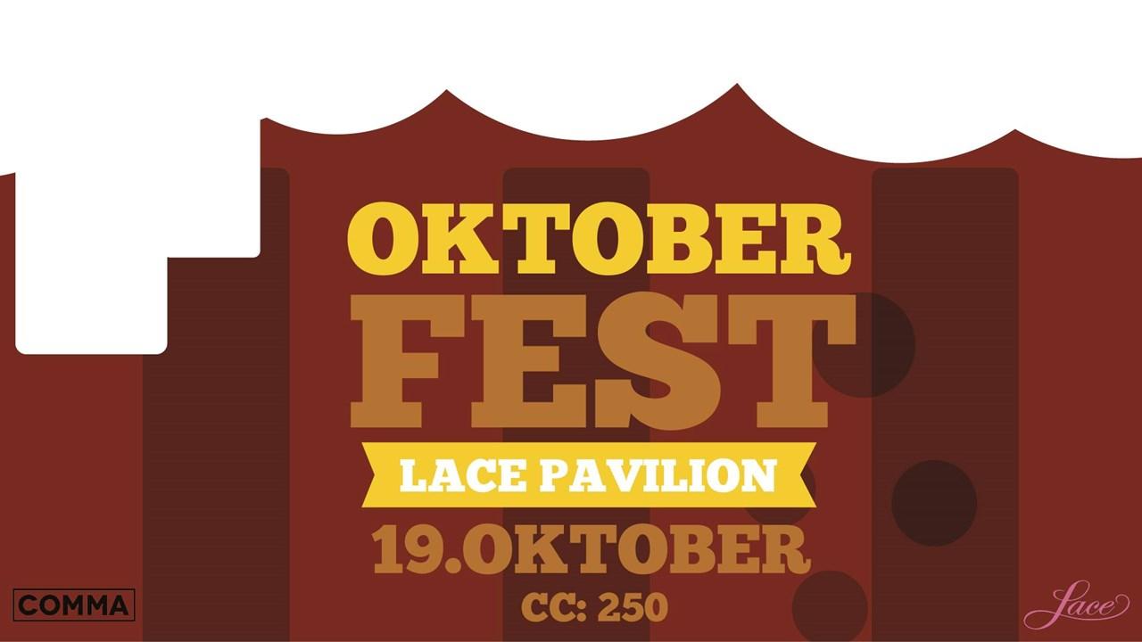 Oktoberfest Horten Lace Pavilion/ Dancing