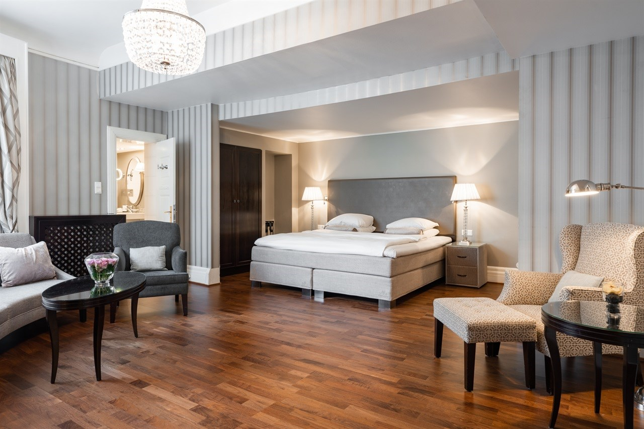 Overview of our spacious Junior Suites