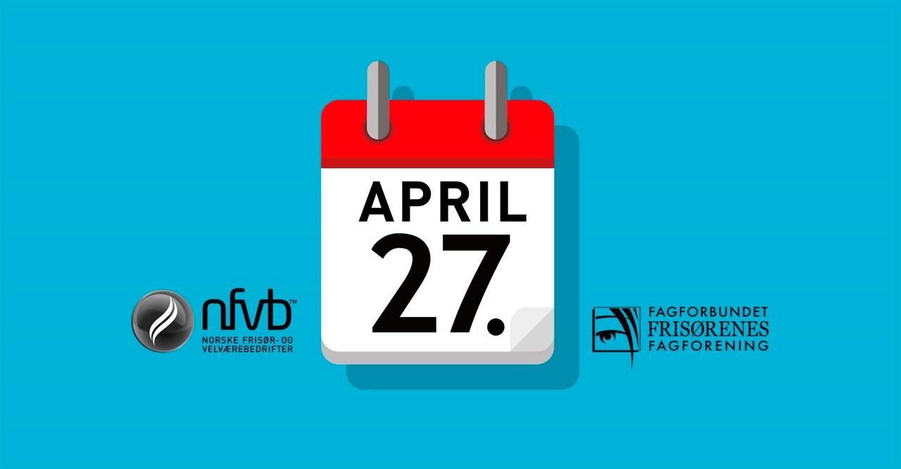 NFVB og Fagforbundet Frisørenes Fagforening er klare på at TRYGGE SALONGER er det aller viktigste ved reåpning.