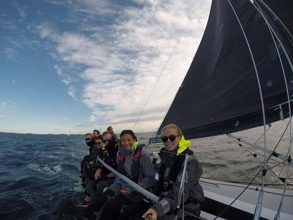 Maritime Trainee besøker Universitetet i Sørøst-Norge