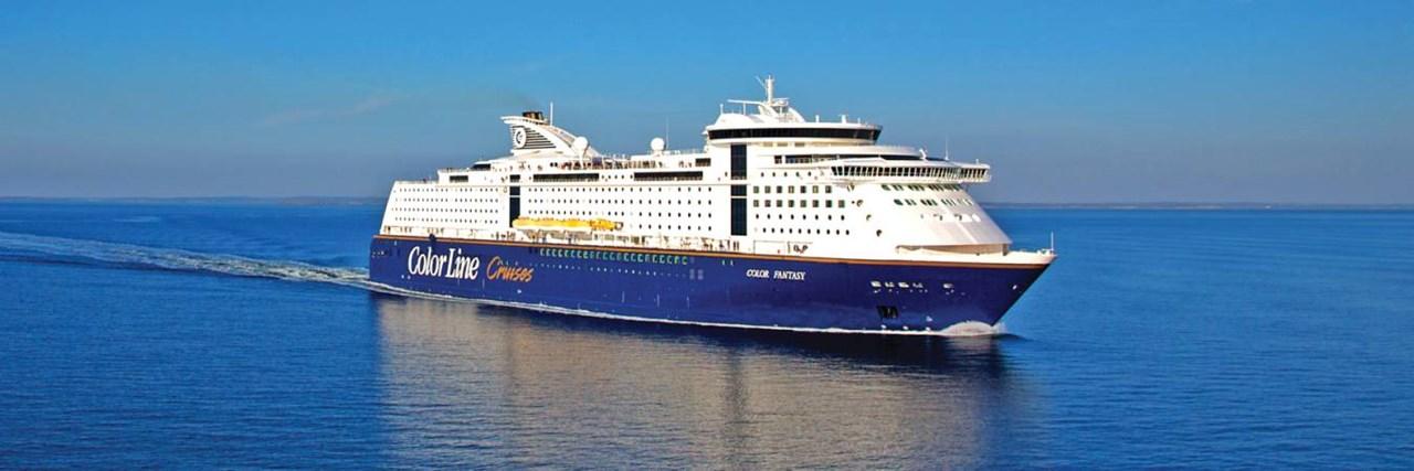 Vi reiser på Blues Cruise igjen.