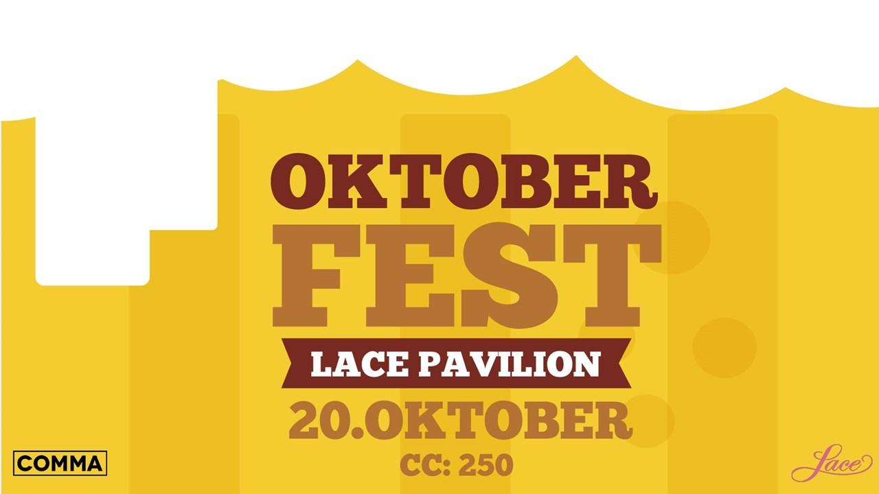 Oktoberfest Horten Lace Pavilion/ Dancing Lørdag 20 oktober