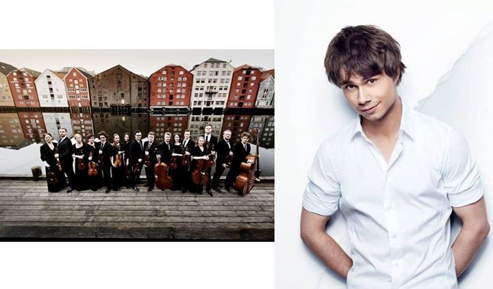 Trondheimsolistene med Alexander Rybak