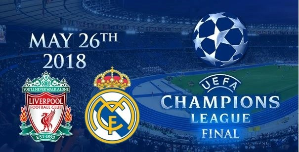 Champions League Finale Liverpool - Real Madrid 26.5 Saxon King
