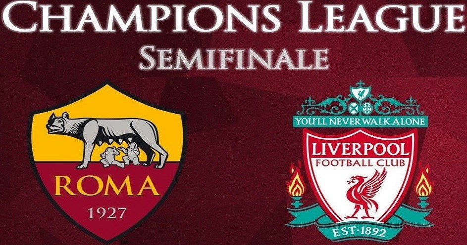 Roma - Liverpool 2.Semi Champions League Saxon King Onsdag 2.mai