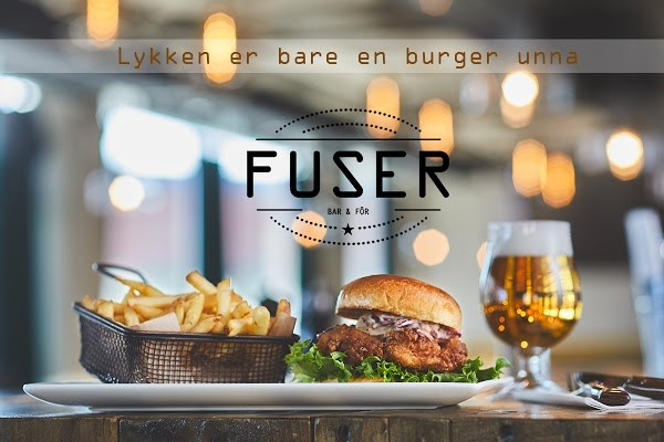 Fuser Bar Og Fôr