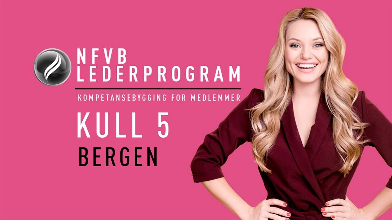 NFVB Lederprogram har åpnet opp for påmelding til kull 5 - oppstart august 2021 i Bergen.