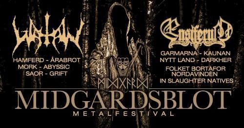 Midgardsblot Metalfestival 2018