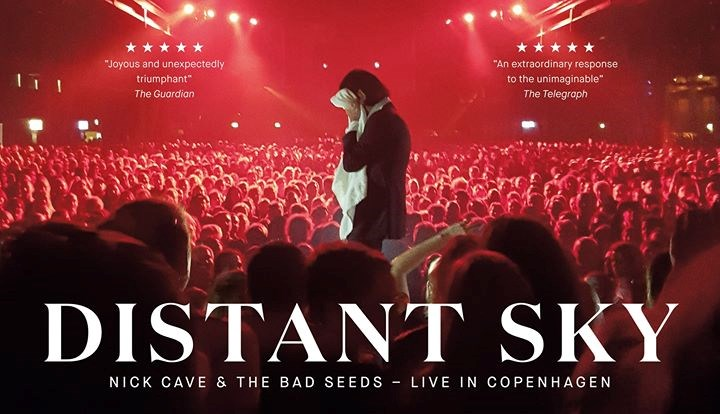 Konsertfilm: Nick Cave & The Bad Seeds Live in Copenhagen