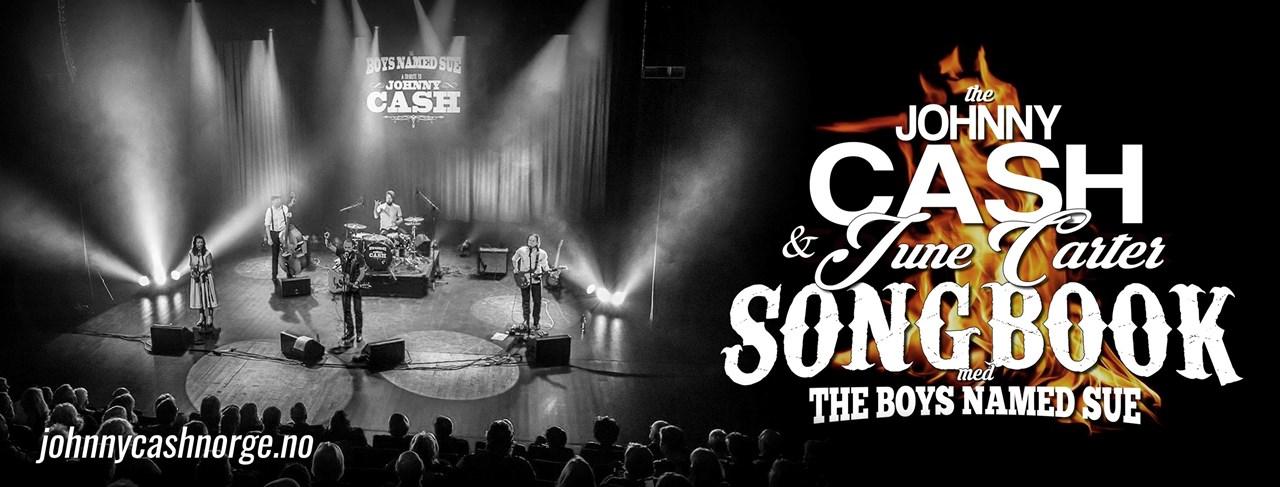 The Johnny Cash & June Carter Songbook // Bakkenteigen kulturhus