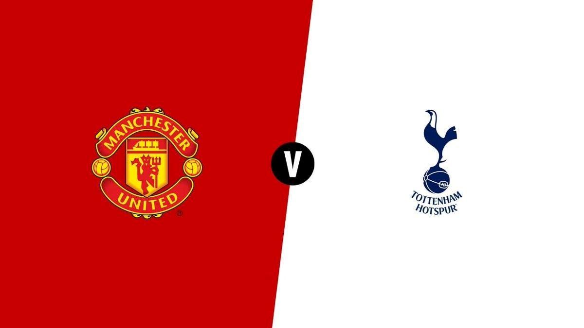 Manchester United - Tottenham på Saxon King Mandag 27. August