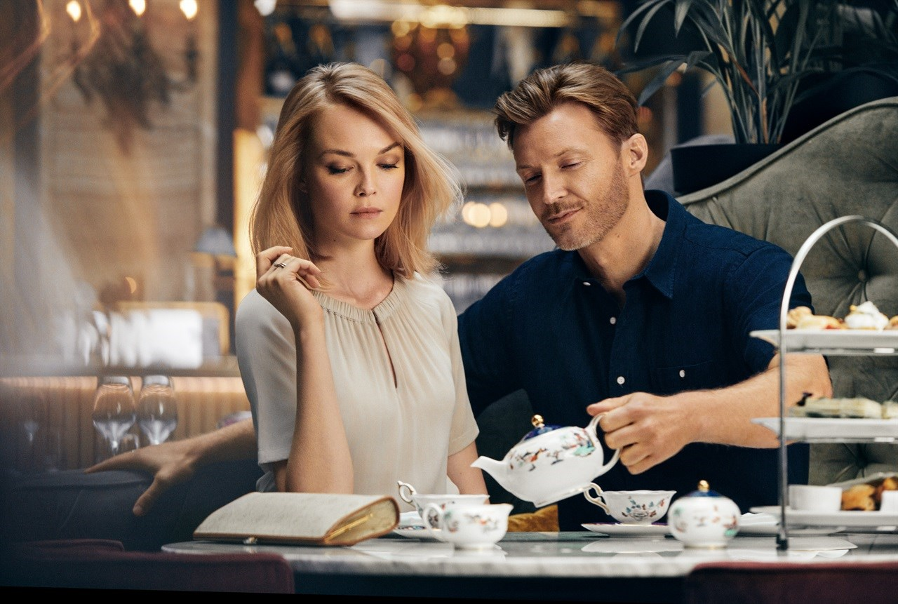 Afternoon Tea på Grand Hotel Oslo