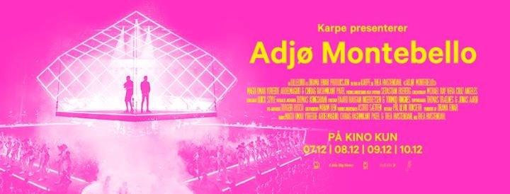 ADJØ Montebello på Horten Kino!