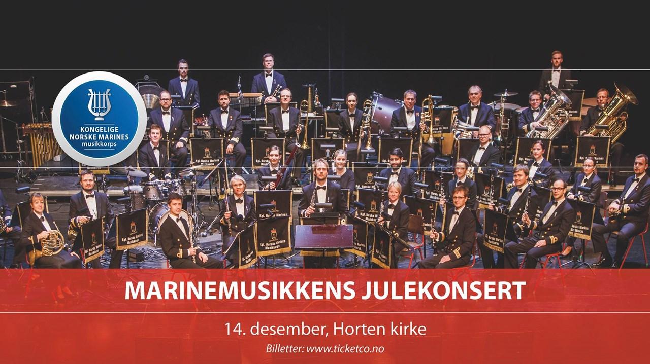 Marinemusikkens Julekonsert
