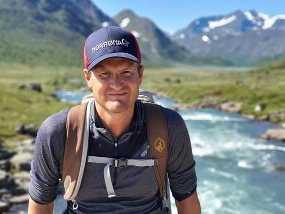 Torstein Myklebostad, CEO i Rottefella as