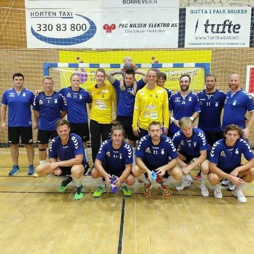 Falk Horten vs. Bækkelaget Håndball elite