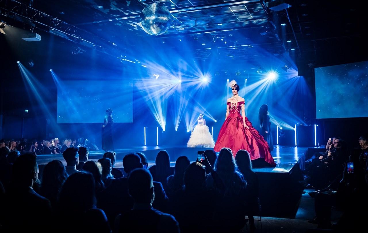 Jubileumsshowet til Modern Design bare befestet deres posisjon som et av landets fremste kreative team.