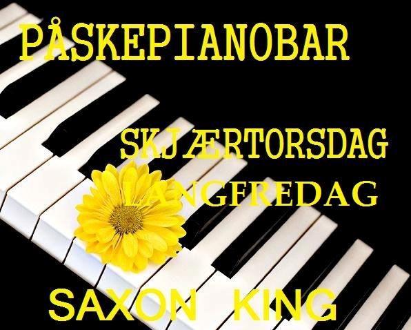 Påskepianobar m/ Ivar Jacobsen