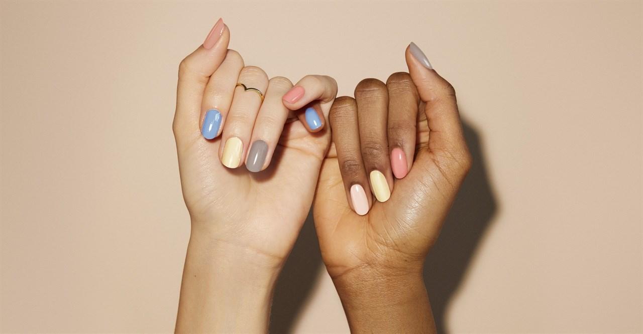 The Colours of You er seks energiske pasteller, perfekt for glade, fargerike og sterke personligheter.