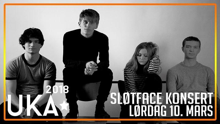 UKA 2018 // Sløtface konsert
