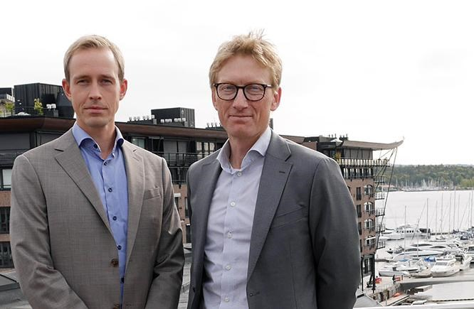 Våre spaltister. Advokat Anders Nordli, spesialist på skatte- og selskapsrettslige forhold og advokat Thorkil H. Aschehoug, leder av Grettes arbeidslivsavdeling.