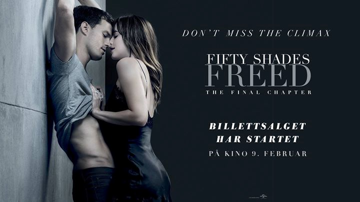 Ladies Night: Fifty Shades Freed