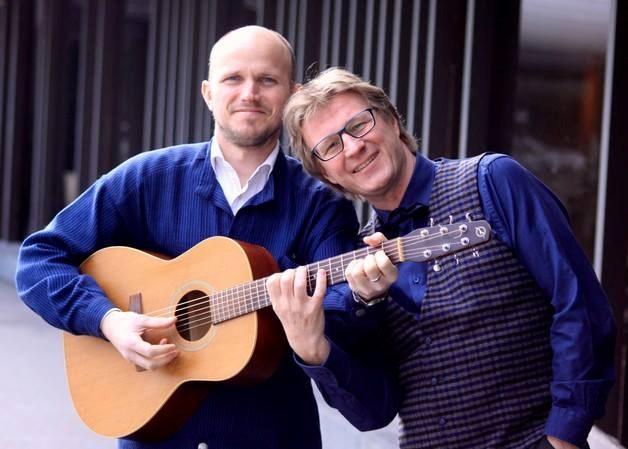 Käraste bröder - En musikalsk reise med Bellman og Taube