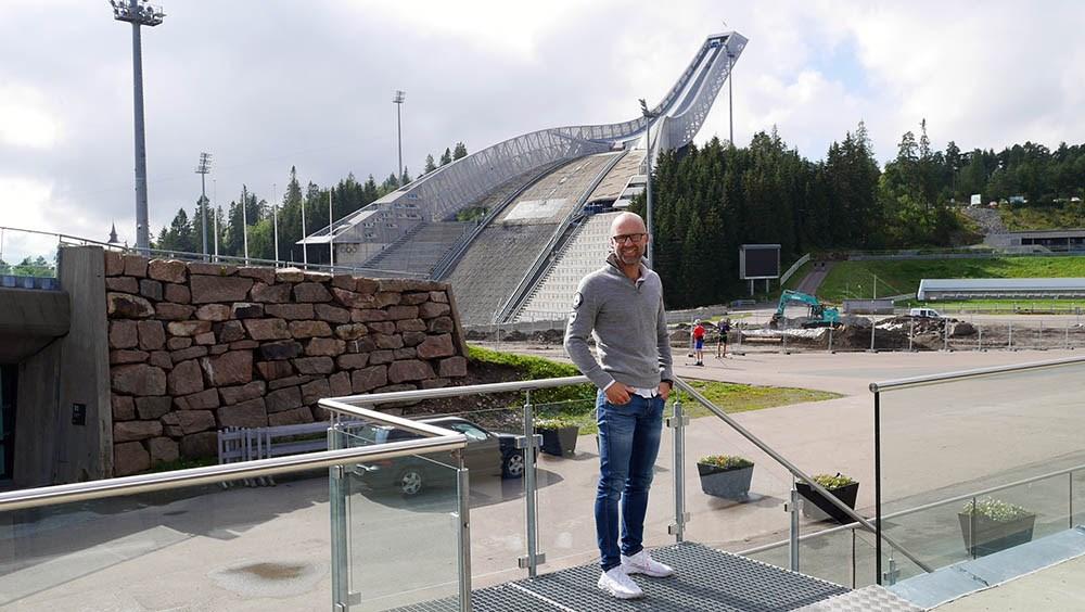 Trond Evald Hansen, Administrerende direktør i Norsk Sportsbransjeforening<br/>