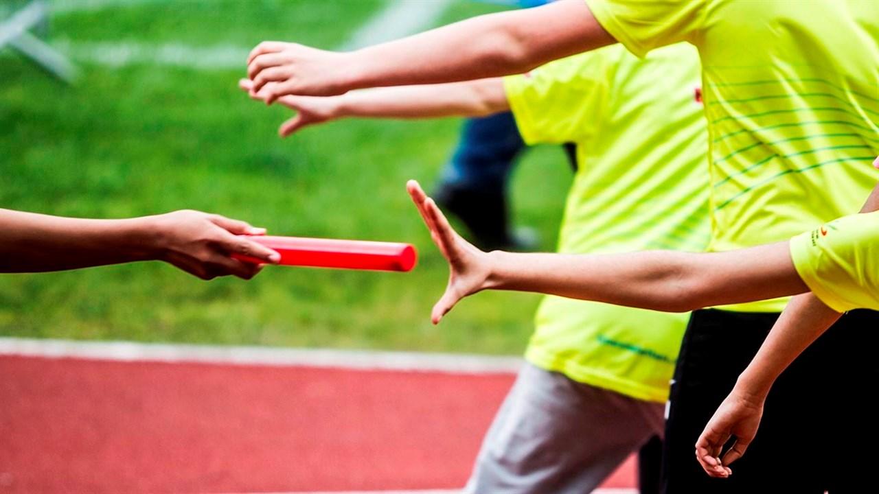 Medlemmer innen organisert idrett må hentes tilbake. Foto: Eirik Førde, Norges idrettsforbund