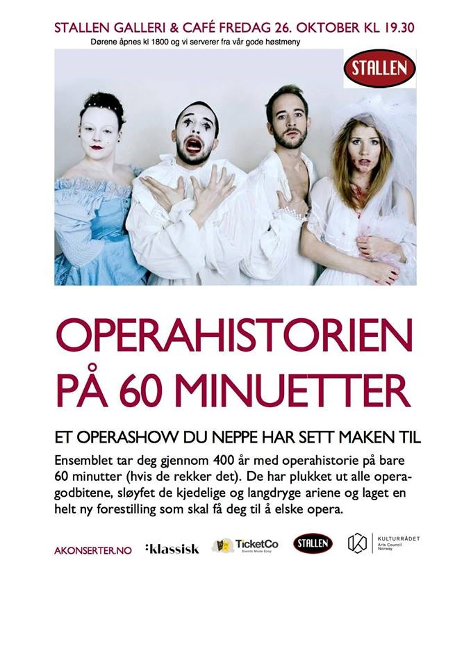 Operahistorien på 60 min.